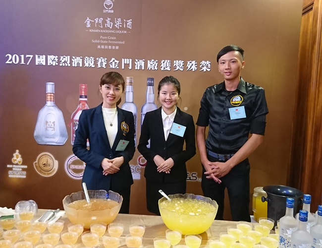 National Day banquet dinner entertains and welcomes guests with KKL liquors