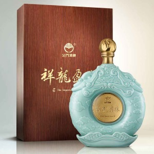 The Imperial Dragon Liquor